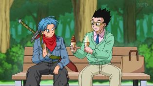 "Trunks - ""What is going on here?"""