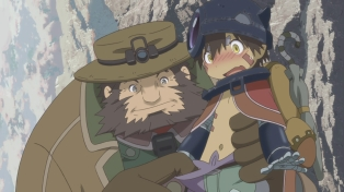 Made in Abyss - 04 - 13 Thorough Inspection